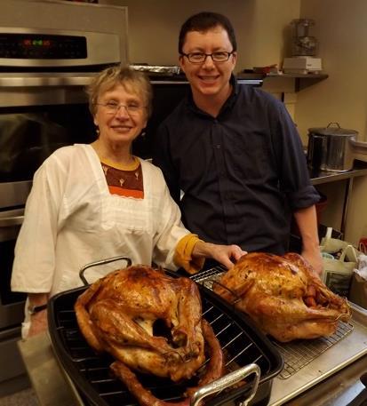 Thanksgiving Potluck 07