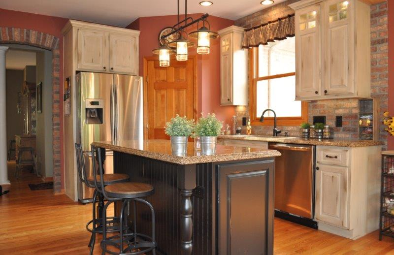 Beautiful Kitchen Cabinets From Shiloh Eclipse And Aspect Pease Warehouse