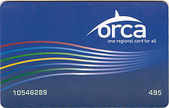 ORCA Card