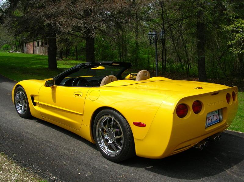 2000 Corvette 5