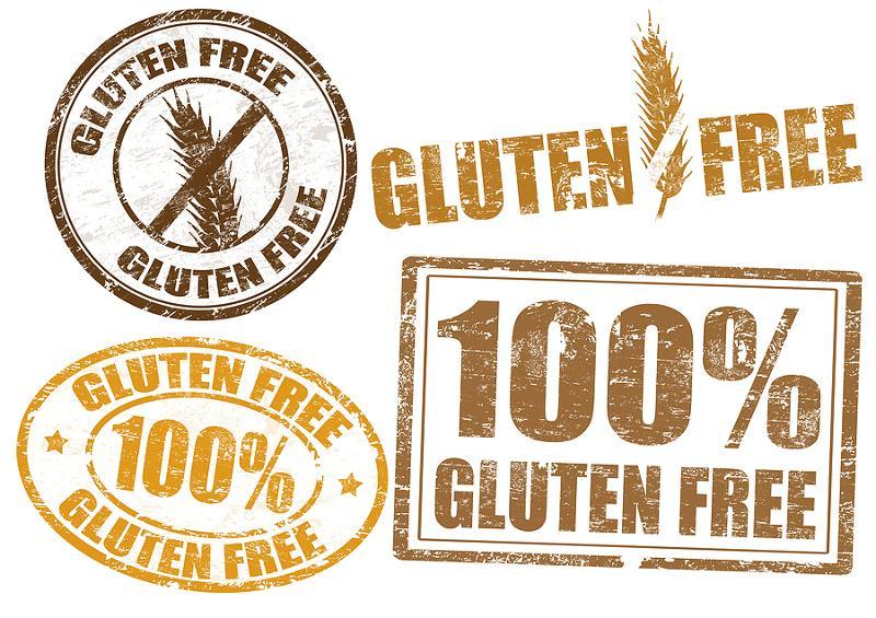 Gluten Free August 2012