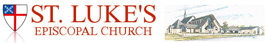 St. Luke's Episcopal Church Newsletter Archive Header Image