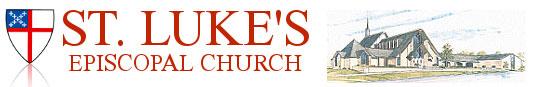 St. Luke's Episcopal Church Newsletter Archive Header Image