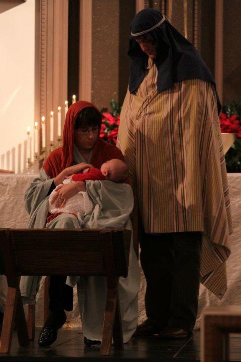 Joseph and Mary 2011