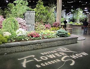 Boston Flower & Garden Show