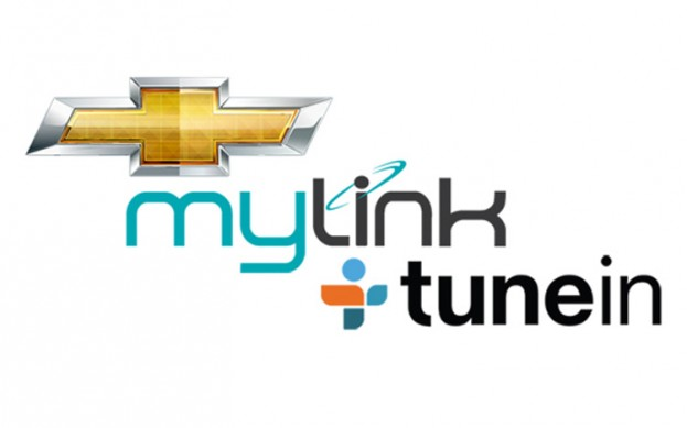 Chevy MyLink