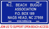 NCBBA Plate Address