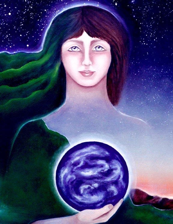 Earth Keeper by Montserrat