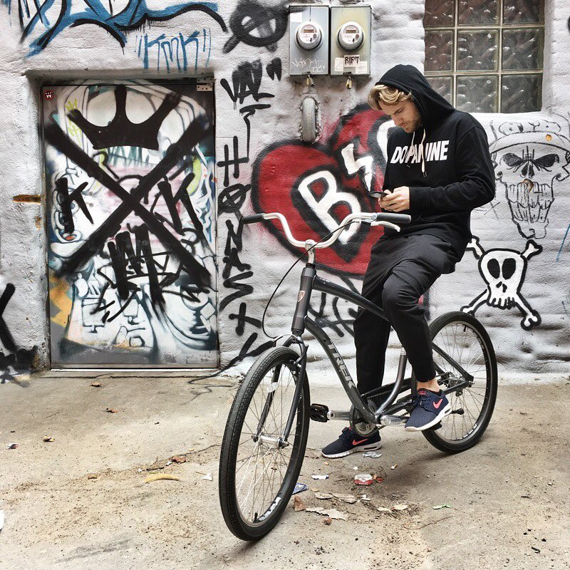 Luke Bike