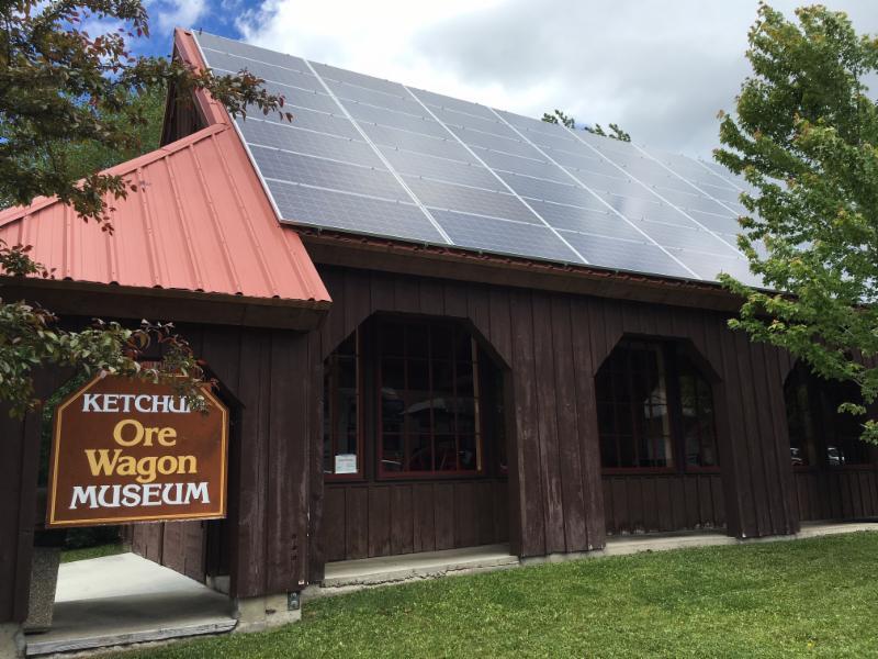 Ore Wagon Solar