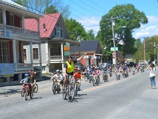 Kids on Bikes!