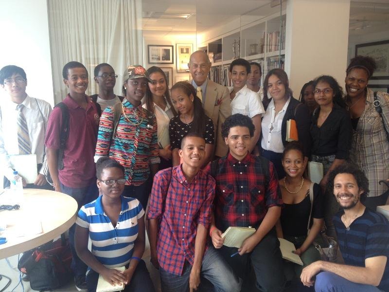 YEO Group @ Oscar de la Renta