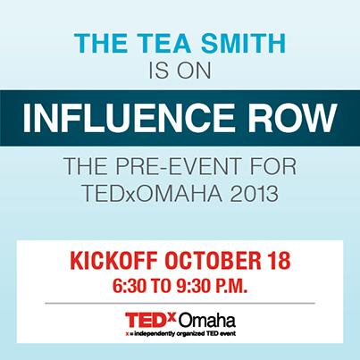 Tea Smith Influence Row Kick Off