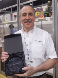 2012 World Tea Expo Infusion Award Winner Tim Smith