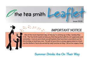 May Leaflet