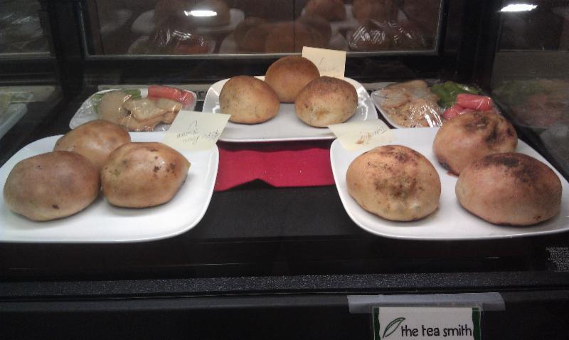 New Food Items at the Tea Smith