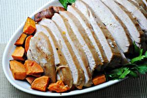 Oolong Turkey Recipe