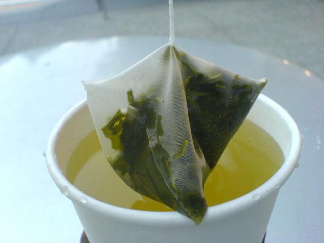 Silky Tea Bag