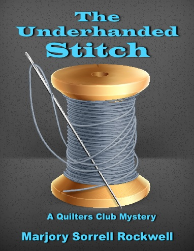 Underhanded Stitch cover