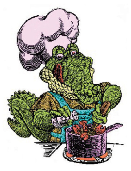 Croc Chef