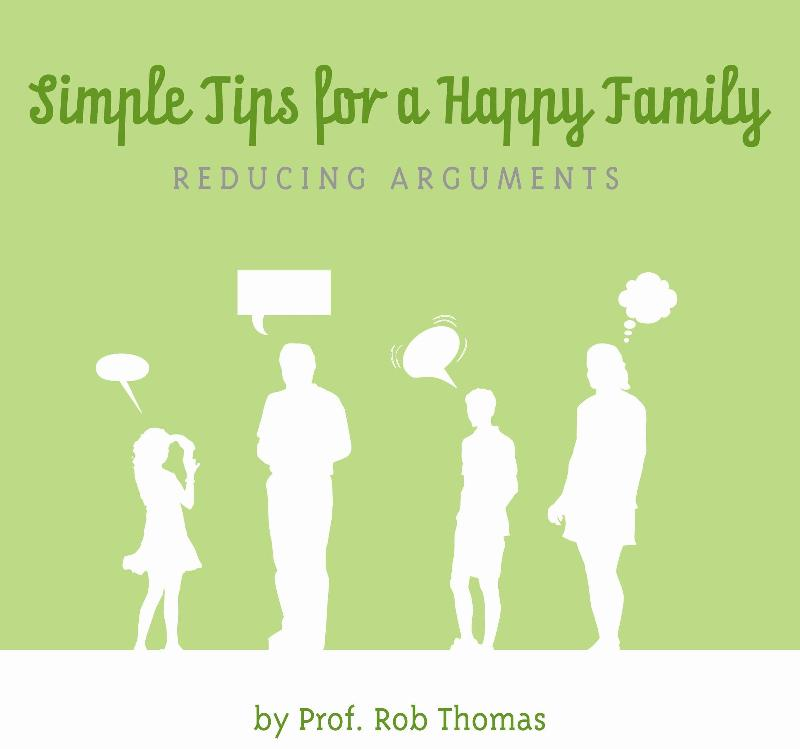 reducing family arguements