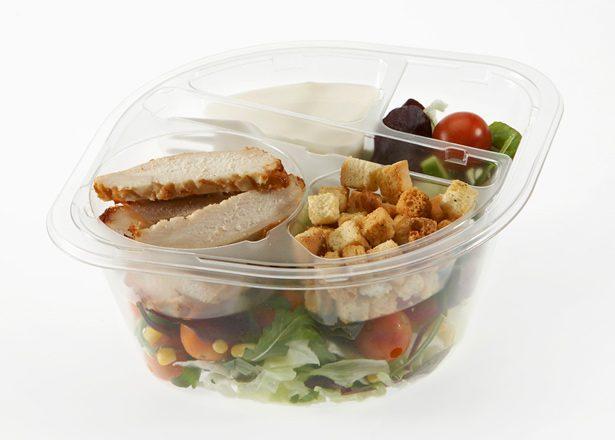 plastic foods