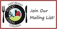 Join WVFFC's Mailing List!