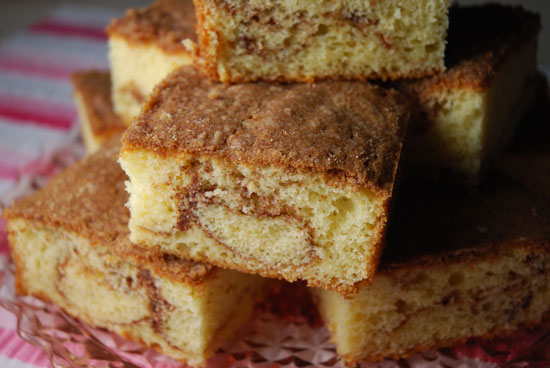Old fashioned coffee cake 10