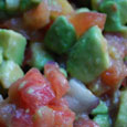 Avocado-tomato Salsa