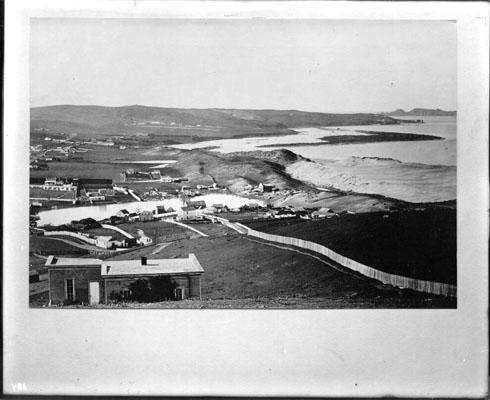 San Francisco 1865orth Bay