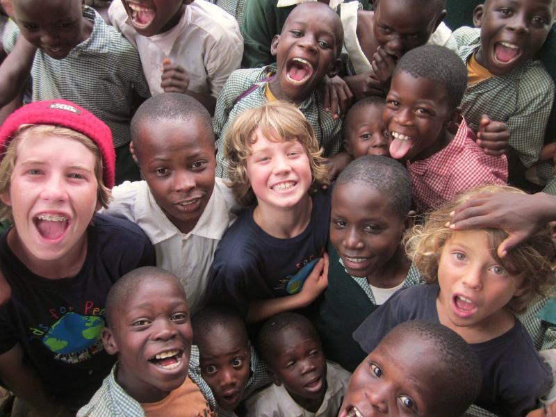 Africa Boys