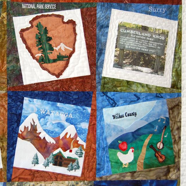 BlueridgeParkway quilt.