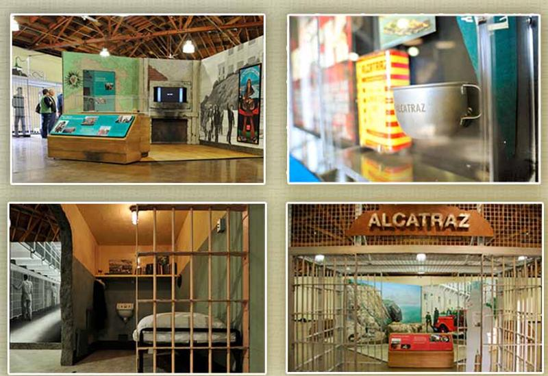 yuma Alcatraz exhibit