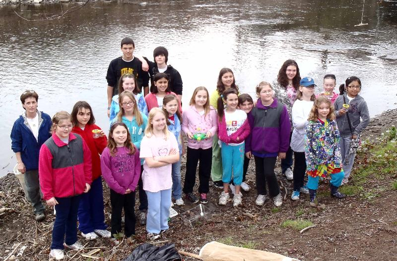 lackawanna river clean up