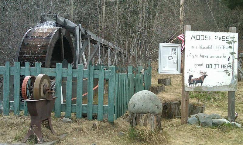 KMTA alaska waterwheel