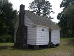 gullah slave cabin