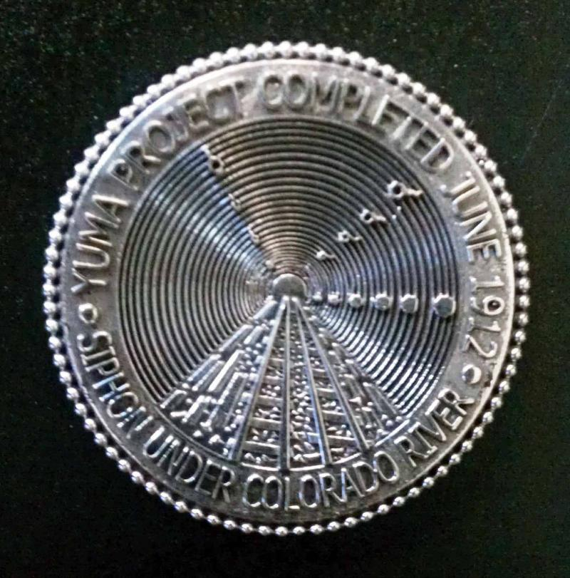 Yuma coin back