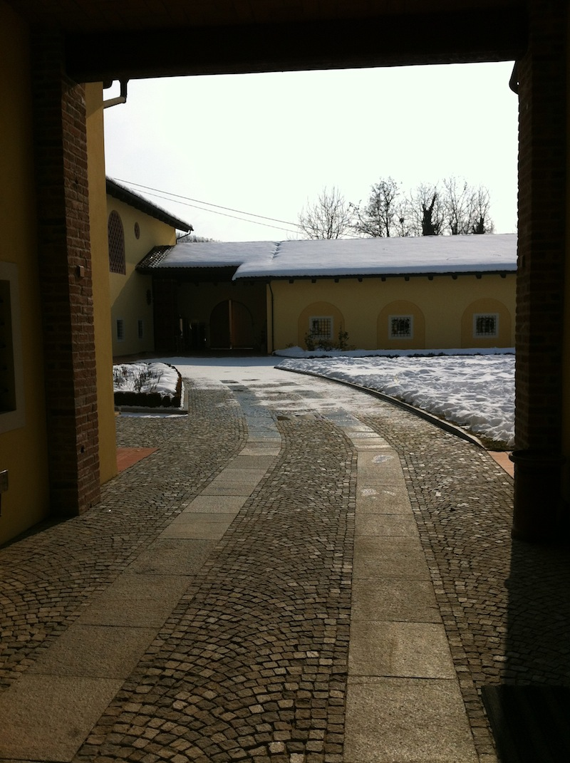 Cortile Winter 2013