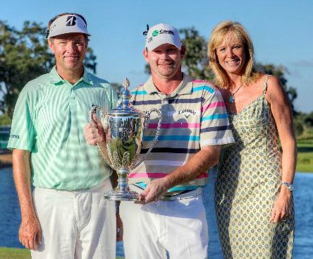 Tommy Gainey with Davis n Robin