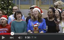 Holiday Singing