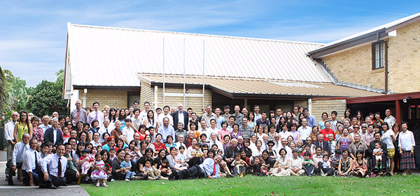 Chinese Congregation Sydney