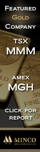 Click For Report on Minco Gold (TSX: MMM)