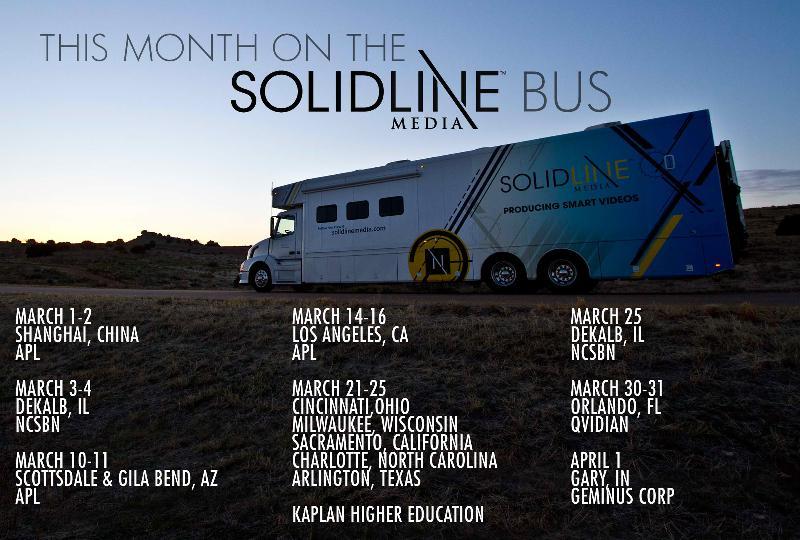 March 2011 Bus Schedule