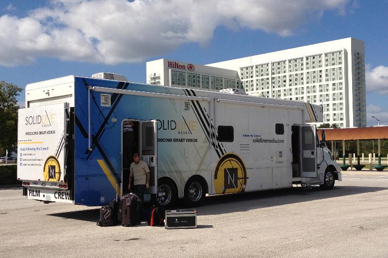 Truck in Orlando