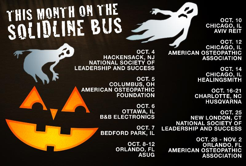 SLM October 2011 Bus Schedule