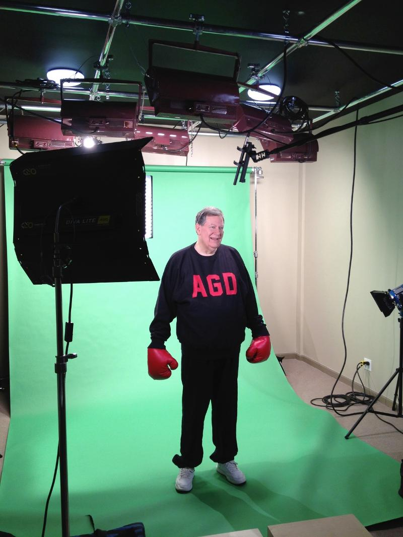 AGD Film day Image