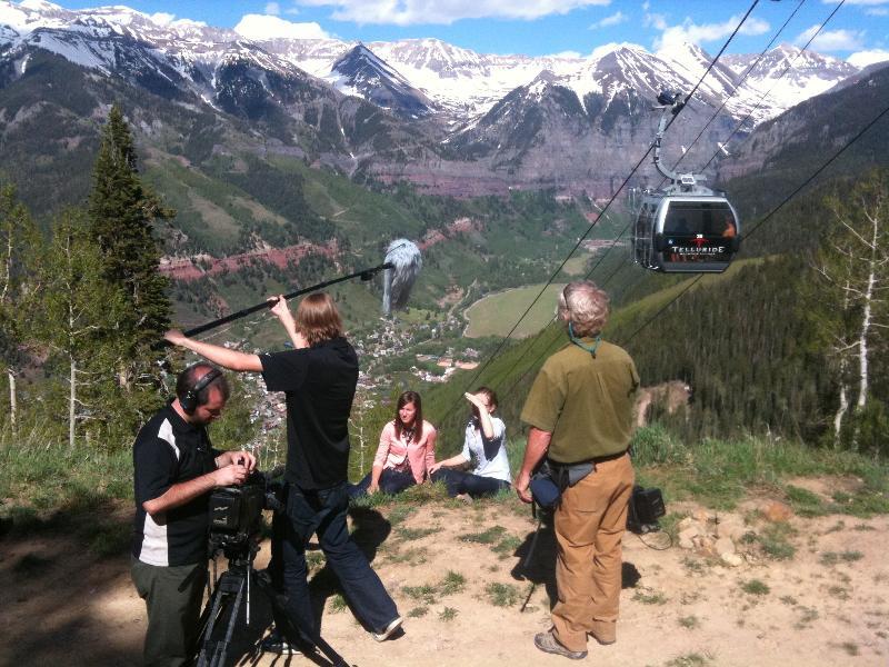 Telluride Filming