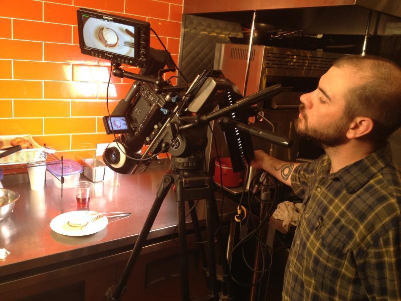 FilmingEggs