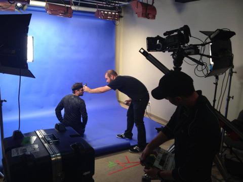 StudioFilming