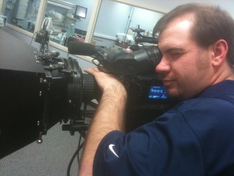 Master Filmmaker Ed Boe